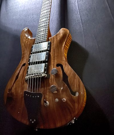 Walnut Hollowbody